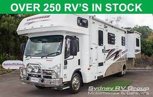 U3146 Winnebago Longreach, FULLY LOADED HOME ON WHEELS Penrith Penrith Area Preview