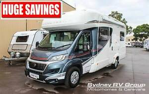 AT40076 Auto Trail Imala 715 Lo-Line - Exceptional Build Quality Penrith Penrith Area Preview