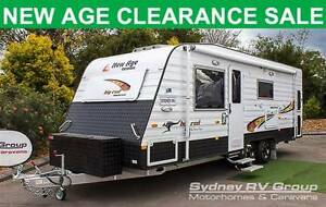 ONLY ONE LEFT!! -  A30556 New Age Big Red 21ft, Full Rear Ensuite Penrith Penrith Area Preview