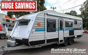 2016 Nova C754 Family Escape 19ft, The Ultimate Family Holiday! Penrith Penrith Area Preview