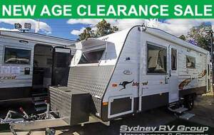 A30480 DEMO STOCK CALL NOW New Age Big Red 21ES2 Queen Island Bed Penrith Penrith Area Preview