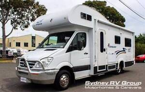 U3423 AUTO Mercedes Jayco Conquest, Beautifully Maintained Penrith Penrith Area Preview