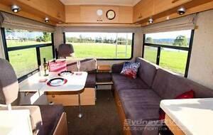 U3277 Kea Dreamtime, Luxury 5 Berth, Huge Stylish Floorplan Penrith Penrith Area Preview