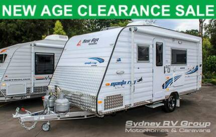 Awesome Caravan Hire 2013 Jayco Eagle Outback Penrith NSW
