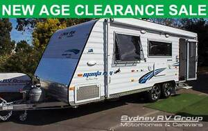 A30531 New Age Manta Ray 19E, Stylish Interior with Queen Island Penrith Penrith Area Preview