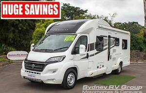 W70036 Swift Bessacarr 496, Seats & Sleeps 6, Electric Bed Penrith Penrith Area Preview