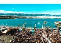 Hideout festival 2018 x3 tickets