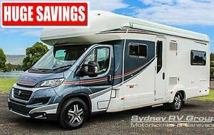 AT40087 Auto Trail Scout Hi Line, Automatic, 5 Star Luxury Penrith Penrith Area Preview