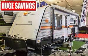 C655 Nova Bravo 18ft, BRAND NEW MODEL, Spacious & Stylish! Penrith Penrith Area Preview
