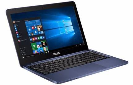 """ASUS Vivobook, Windows 10 Professional, Solid State Drive, 11.6""""."""