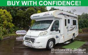 U3108 BEAUTIFUL Jayco Conquest 2008 Auto with LOW KM's Penrith Penrith Area Preview