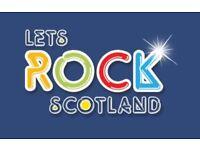 Let's Rock Scotland (Retro Fest) Festival Tickets X 2