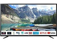 Sharp 40inch Smart TV: Brand New