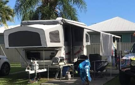 Coromal camper van 2013