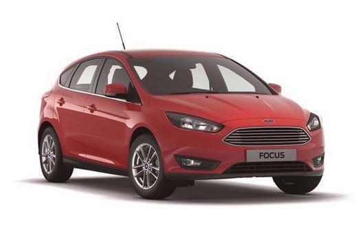 2017 Ford Focus 1.0 EcoBoost Zetec Edition 5 door Petrol Hatchback