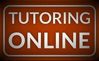 Tutoring Online - Math & Physics for High School students!