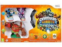 Skylanders Giants for Nintendo Wii - Full Starter Pack for Wii console sky landers skylanders NEW