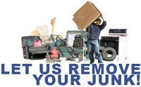UNBEATABLE DELIVERY & JUNK REMOVAL WHEN YOU NEED IT