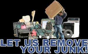 Moe's Junk Removal & Delivery (Bilingual) Cell @ 874-9885