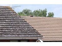 CMD SoftWash Roof Cleaning Call:07563715700 Ni Ireland Armagh,Tyrone,Monaghan