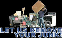 Junk REMOVAL SERVICES at YOUR Door   226 791 1630