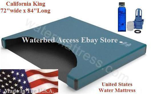 best california king waterbed mattress with fill
