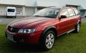 '04 Holden Adventra 7-Seat Auto Wagon FROM $38.31 PER WEEK* O'Connor Fremantle Area Preview