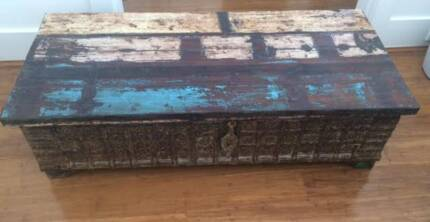 Captain's Stash  Coffee Table / Chest for sale! Coogee Eastern Suburbs Preview