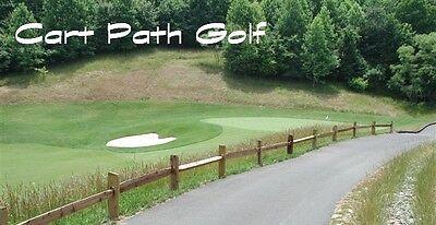 Cart Path Golf