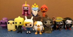 11 ADVENTURE TIME FUNKO POPS LOOSE FIGURES