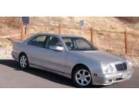Breaking Mercedes Benz W210 - E Class - E220 -E230 - E320 - E200 TD - Diesel - Petrol