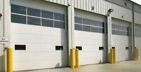 OVERHEAD DOORS  &   DOCK LEVELERS  647-217-0192