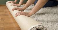 carpets sales installation basement stairs Oshawa