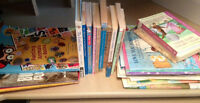 30+ Kids Books- Mostly Classics + Easier Chapters, Drawing Waldo