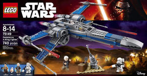 *Price to Sell* Multiple brand new unopen Star Wars LEGO