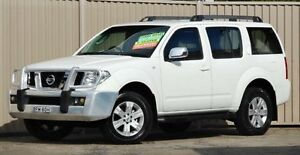 2005 Nissan Pathfinder R51 ST-L (4x4) White 6 Speed Manual Wagon Lismore Lismore Area Preview