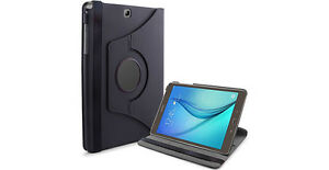 Samsung Galaxy Tab A 9.7 T550 T555 Rotate Leather Case – Black