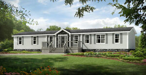 Limited Time Sale on NEW 2 & 3 Bdrm. Mini - Homes !