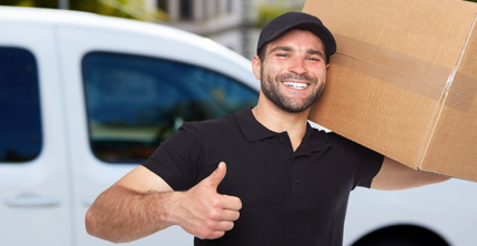 Man  Van or Truck/Furniture Removals