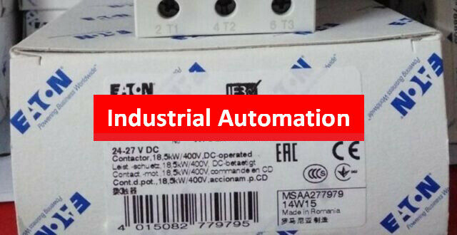 ONE NEW EATON MOELLER DC contactors DILMC40