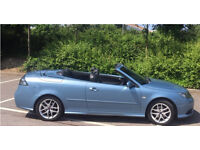 REDUCED Saab 9-3 Tid Convertible 2009 OFFERS invited