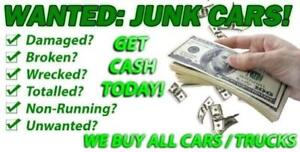 We Buy All Kinds ( Scrap Cars - Broken Cars - Used Cars - Sport Cars - Damage Cars - Used Rims ) Top Dollar Paid