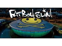 Fatboy Slim standing tickets for SSE Hydro Glasgow