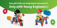 10 weeks S.T.E.M with motorized LEGO® Bricks |e2 Young Engineers