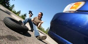Roadside assistance for lowest price in Ajax