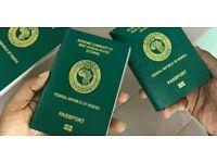 £200 Reward - Lost Nigerian Passports in Newport