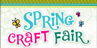 Spring is in the air Craft & Vendor show!