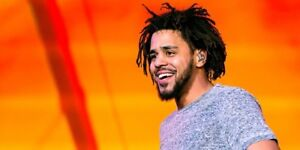 J Cole Tickets *** CENTER STAGE *** Upper Bowls*** Row 1 ***