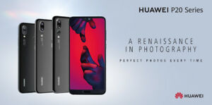 Huawei P20 Pro under contract Free with trade in