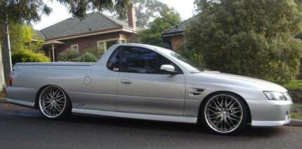 """SPECIAL!! G.MAX 20"""" Defiant I Wheels + Tyres : Commodore"""